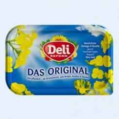Deli Reform Margarine bei Norma und Aldi Nord für 0,86€ und mit Coupies -0,60€ Rabatt dann nur noch effektiv 0,26€ !!!