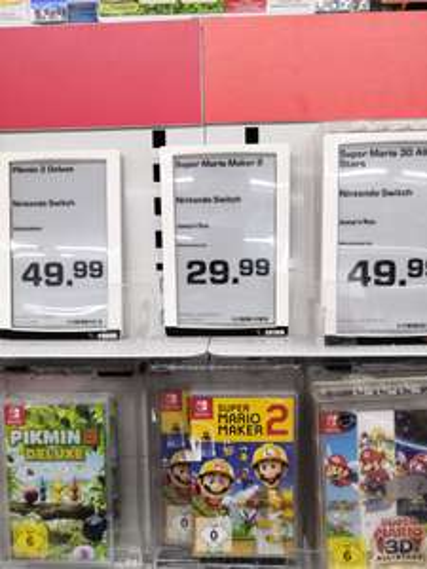 [Lokal Saturn Dresden] Super Mario Maker 2 für 29,99€