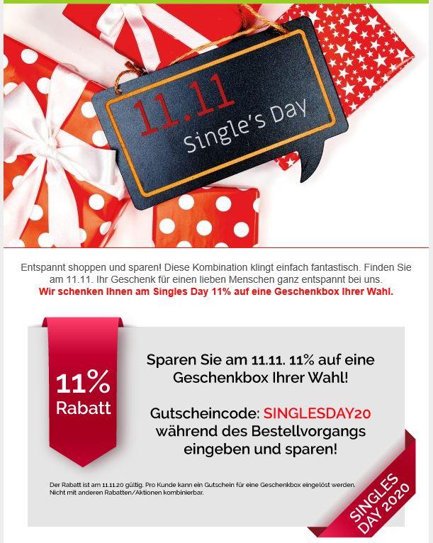HANSENOBST: FRISCH OBSTBOXEN 11 % nur am 11.11. sparen