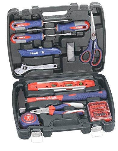 [Amazon Prime] kwb Werkzeug-Koffer inkl. Werkzeug-Set, 40-teilig, gefüllt, robust und hochwertig, ideal für den Haushalt oder die Garage