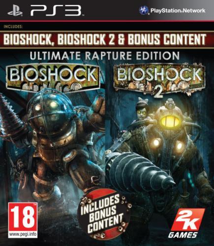 PS3 - BioShock (Ultimate Rapture Edition) PRE-ORDER für €14,39 [@Zavvi.com]