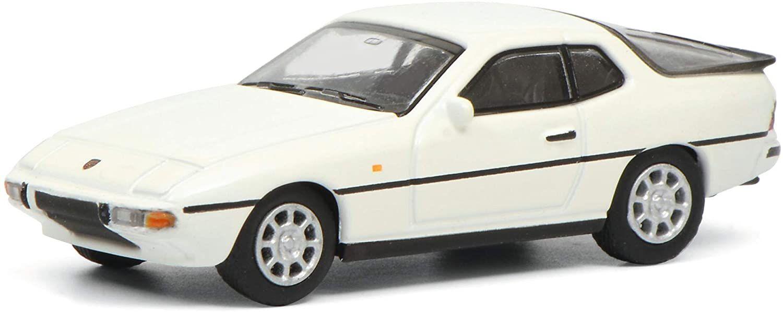 Schuco 452629400 Porsche 924 S, Modellauto, 1:87, weiß [Amazon Prime]