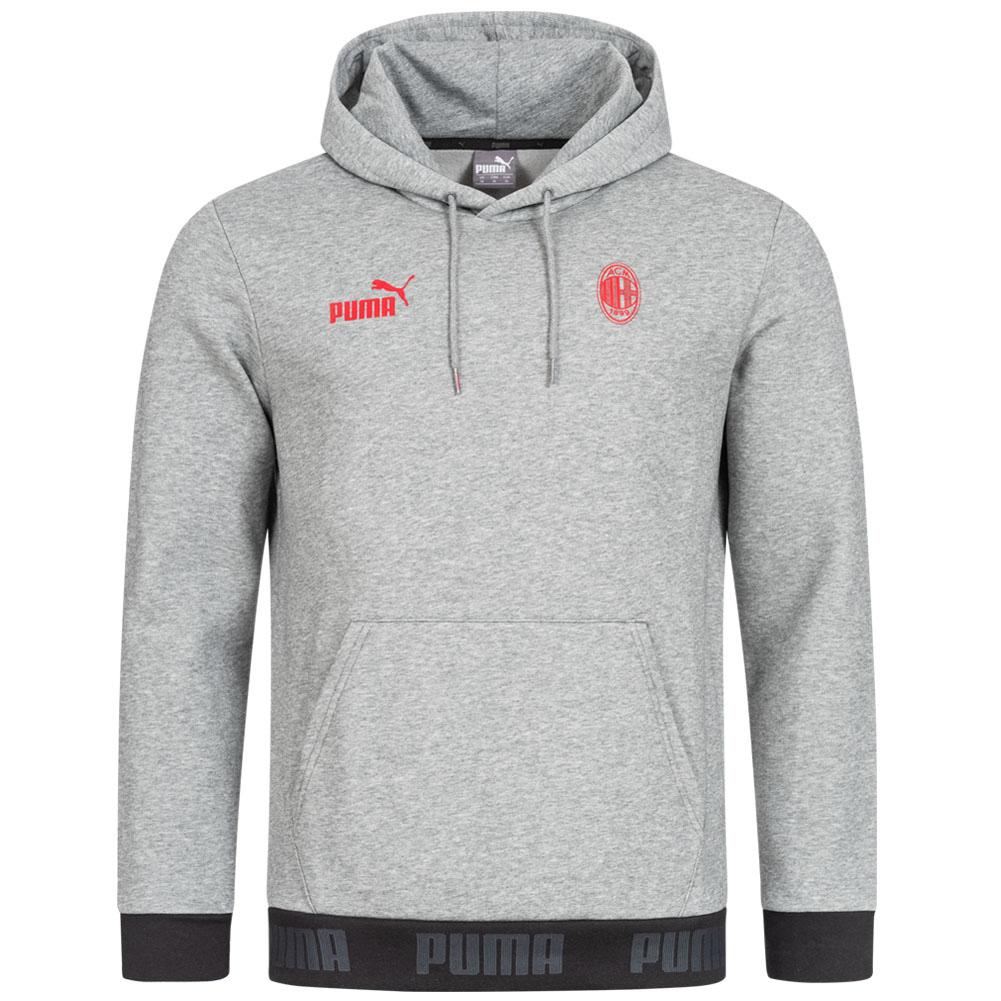 AC Mailand Puma Football Culture Herren Hoody (Größen S bis XXL)