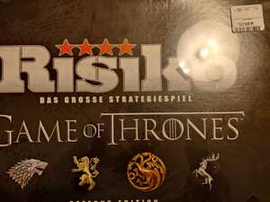 (Lokal TK Maxx Aschaffenburg) Risiko Game of Thrones - Gefechts Edition