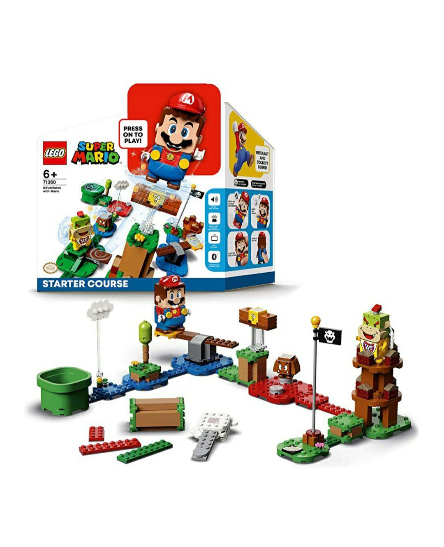 LEGO Super Mario - Abenteuer mit Mario Starterset (71360)