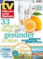 TV Hören & Sehen Abo (56 Ausgaben) für 111,23 € mit 105 € BestChoice-Gutschein/ 100 € Amazon-Gutschein/ oder 110 € Otto-Gutschein