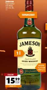 Jameson Irish Whisky 1l [lokal] Scandinavian Park Handewitt