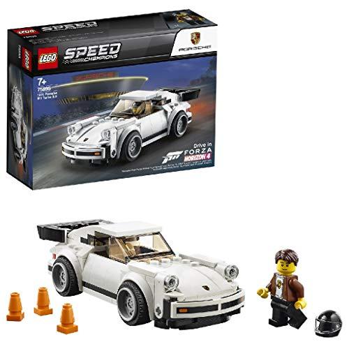 Prime LEGO Speed Champions – 1974 Porsche 911 Turbo 3.0 (75895), Bauset