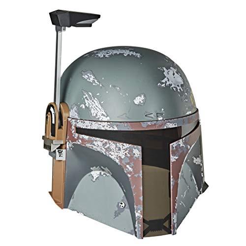(Amazon) Hasbro Star Wars The Black Series Boba Fett Premium elektronischer Helm