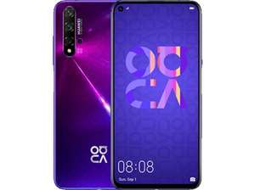 Huawei Nova 5T Midsummer Purple (15,9 cm/6,26 Zoll, 128 GB Speicherplatz, 48 MP Kamera) [Otto]