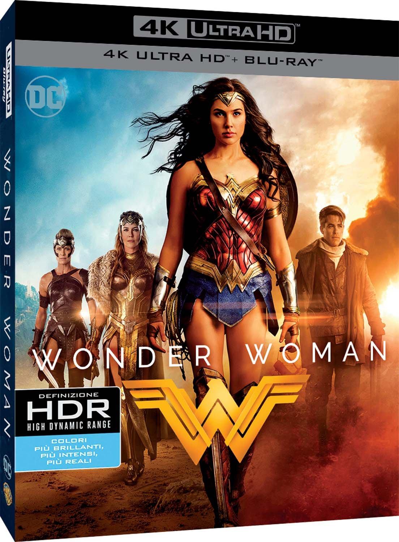 4 (ausgewählte) UHD/4k-Filme für 30€ bei Amazon Italien