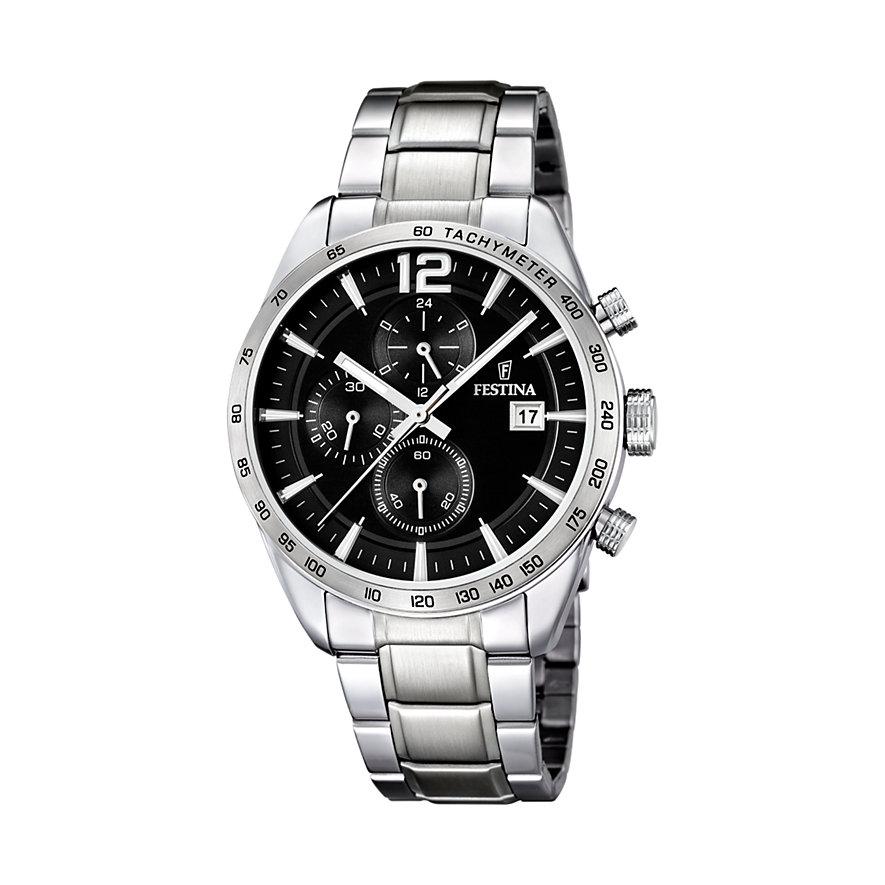 Festina Herrenchronograph Uhr F16759 F16759/4