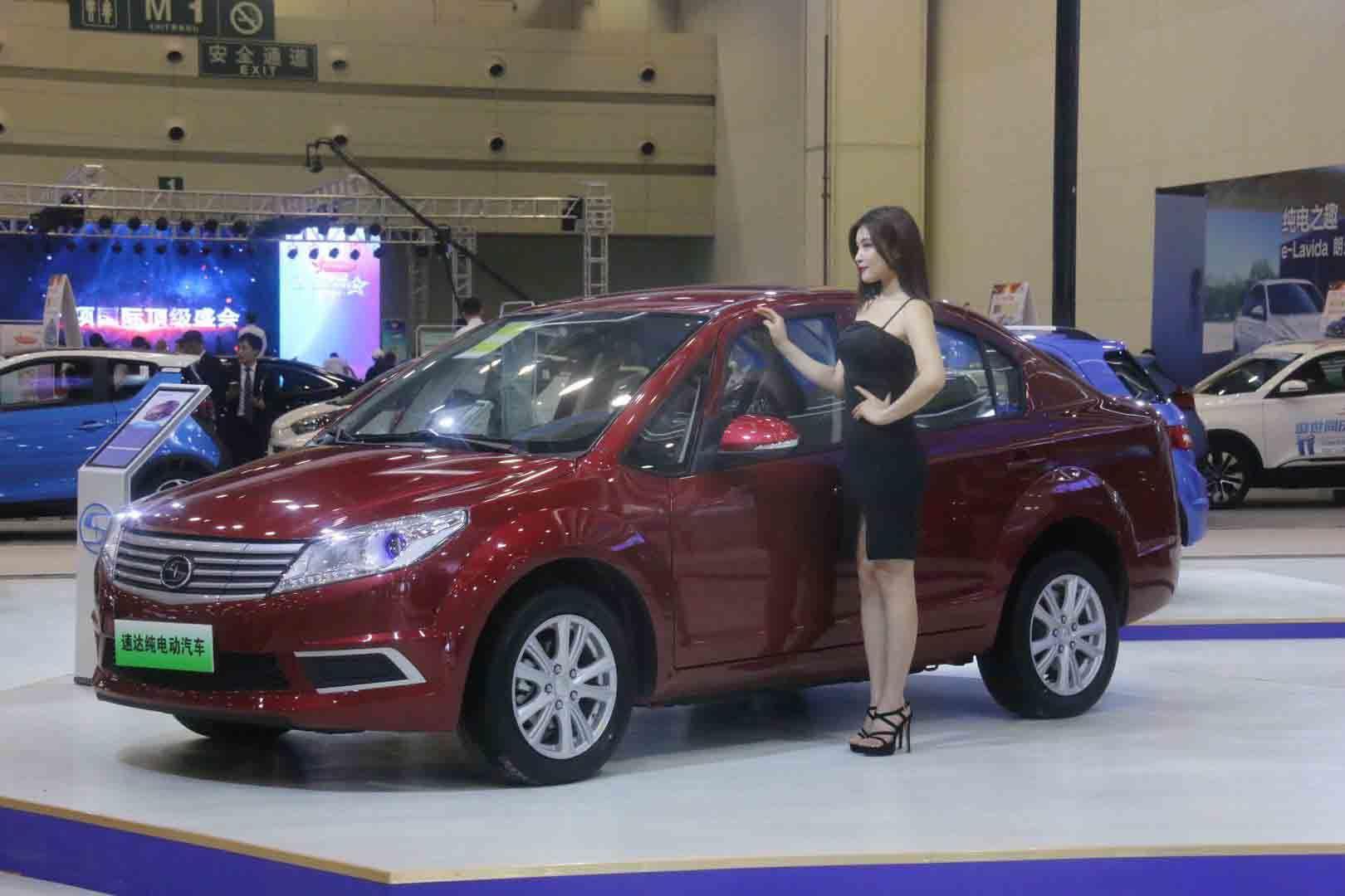 Sehr günstiges vollwertiges Elektroauto aus China im Direktvertrieb - Suda SA01 / SD01