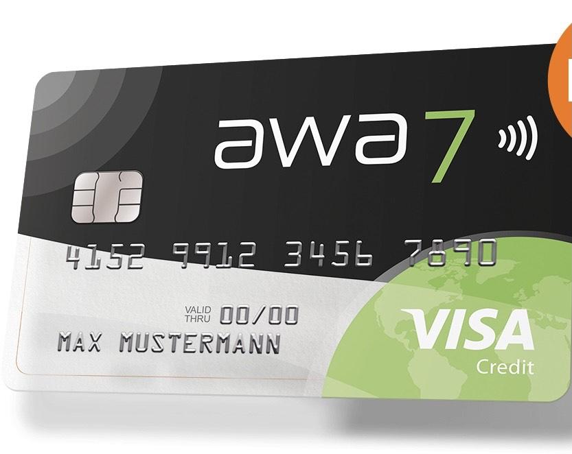 50€ Bonus bei Abschluss der AWA7 (Hanseatic Bank) dauerhaft ohne Jahresgebühr