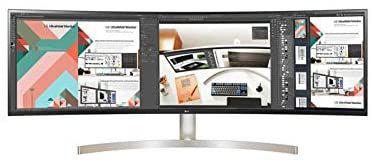 LG 49WL95C-W 124,46 cm (49 Zoll) Curved Monitor