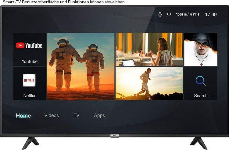 """TCL 55P611 55"""" LED-TV (4K UHD, HDR10, Triple-Tuner, Smart TV, Alexa)"""