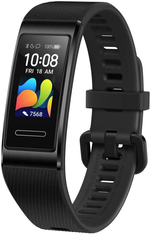 Huawei Band 4 Pro Fitness-Aktivitätstracker (All-in-One Smart Armband, Herzfrequenz- und Schlafüberwachung [Amazon]