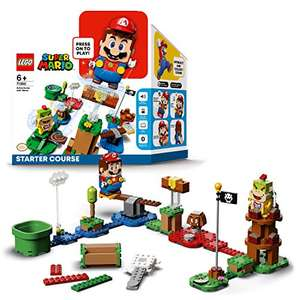 [Amazon Kids' Wish List] diverse LEGO Super Mario Sets z.B.: -Abenteuer mit Mario Starterset (71360)