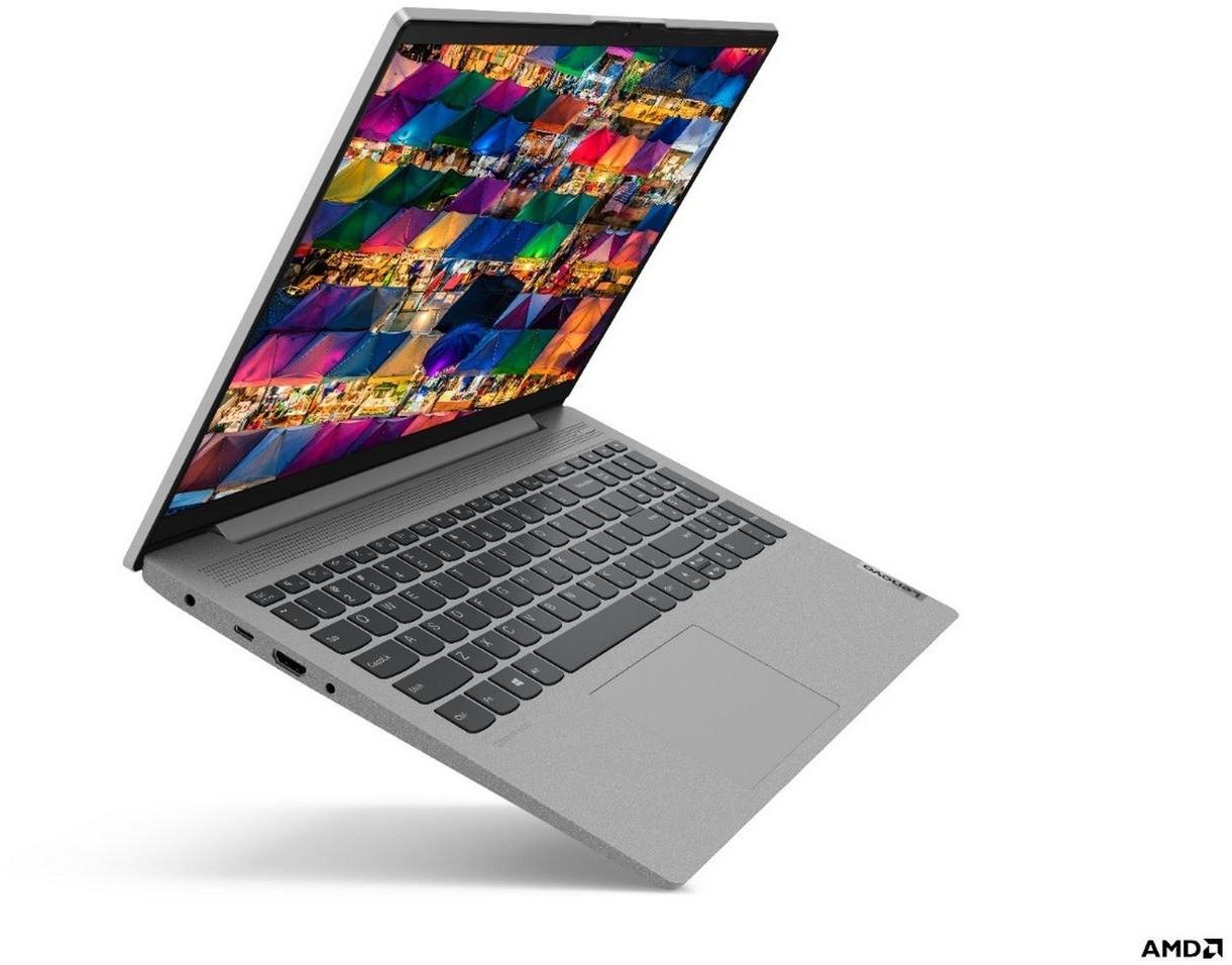 IdeaPad 5 15,6'' IPS 300nits, AMD Ryzen 4500U, 8GB Ram, 256GB M.2 2242 SSD, Windows 10, (81YQ004JGE)