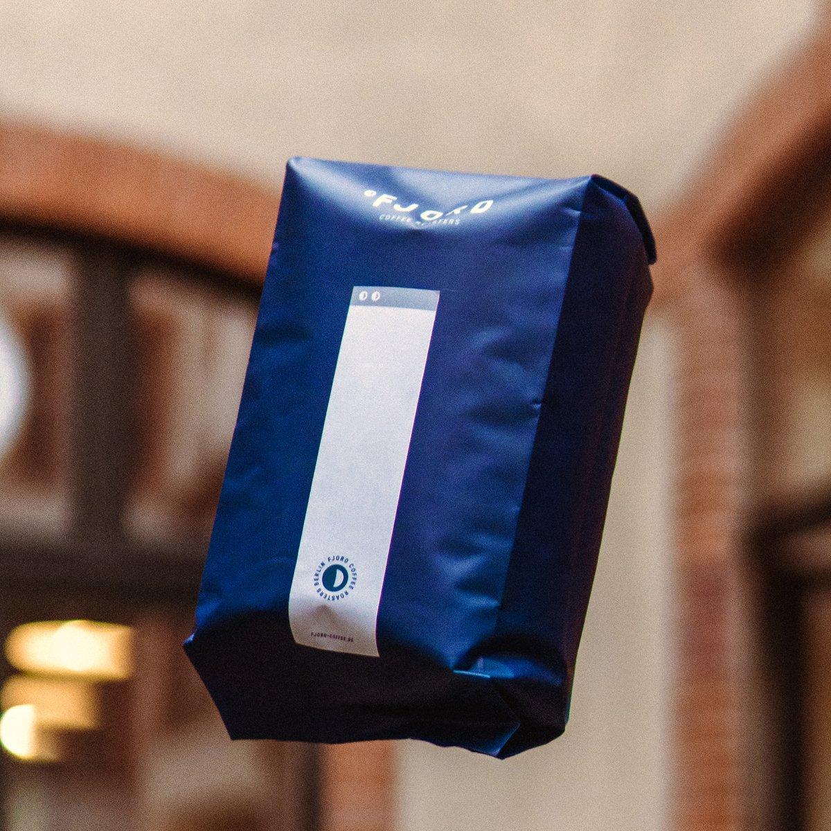 Fjord 1kg Specialty Kaffee €28 statt €35-€60