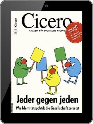 Cicero Digitalabo (12 Ausgaben) durch Rabatt für 2,49 €