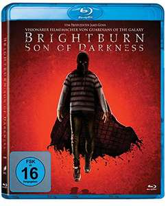 Brightburn - Son of Darkness (Blu-ray) für 5,73€ inkl. Versand (Amazon Prime)