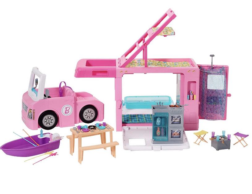 Barbie GHL93 - 3-in-1 Camper