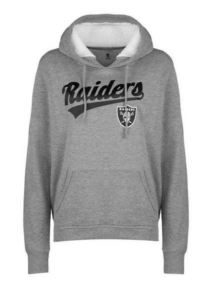 [Mypopupclub] NEW ERA NFL Oakland Raiders Hoodies für Damen und Herren im Sale