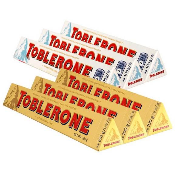 Toblerone 100g Schweizer Schokolade
