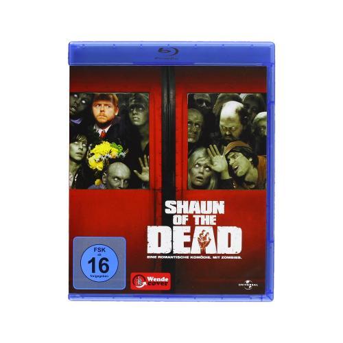 @Amazon Shaun of the Dead [Blu-ray]