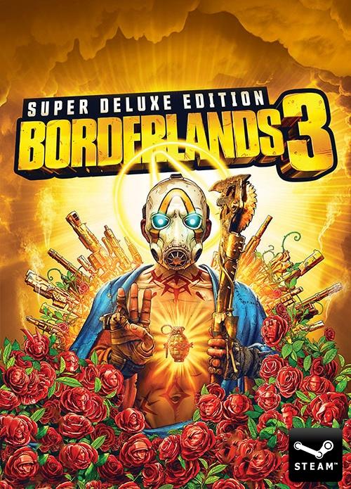 Borderlands 3 Super Deluxe Edition Steam Key
