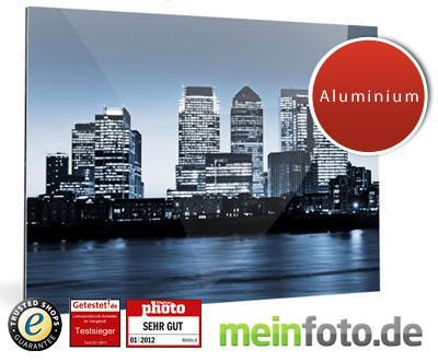 MeinFoto Gutschein für Acrylglas- und Aluminiumdrucke - 60 x 40 Druck für 17 Euro