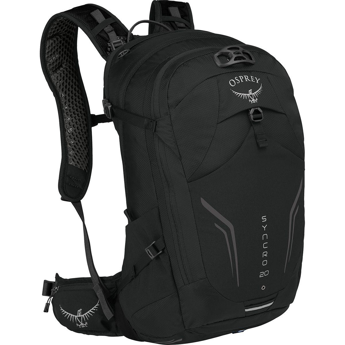 (rucksack-spezialist) Osprey Syncro 20 Rucksack Schwarz
