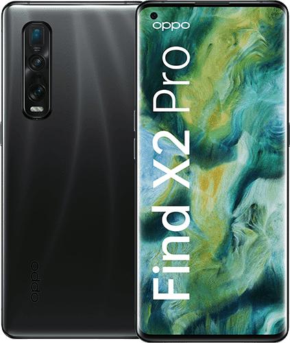 OPPO Find X2 Pro 512 GB in schwarz oder orange für 49€ einmalig und 34,99€ monatlich im O2 Free M Boost mit 40GB LTE bis 225Mbit/s