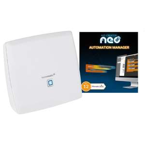 Homematic IP HMIP Smart Home Zentrale CCU3 inkl. AIO CREATOR Lizenz inkl. NEO-Plugin Automation Manager
