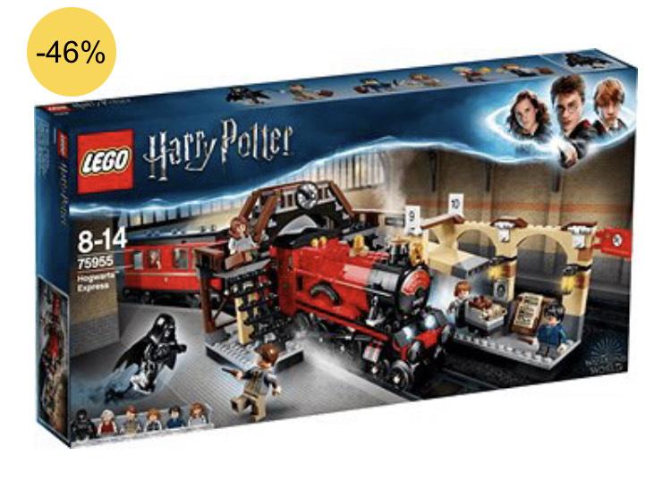 [Alza] LEGO Harry Potter 75955 Hogwarts Express