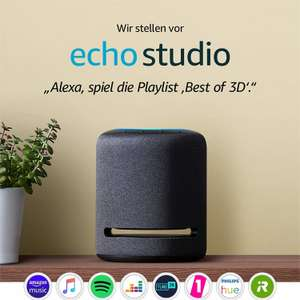 AMAZON Echo  Studio [MediaMarkt & Saturn]