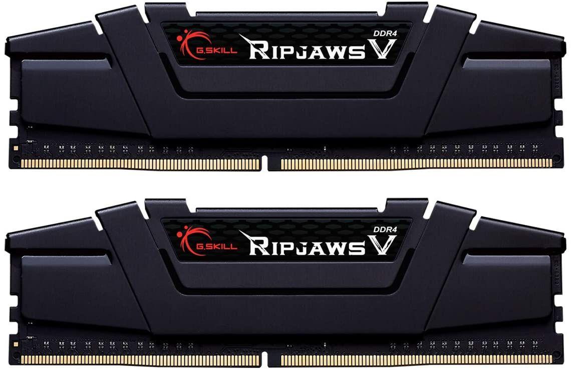 G.Skill Ripjaws V Arbeitsspeicher 32GB (3200MHz, CL16, DDR4-RAM, DIMM 288)