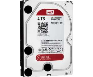 [MM Club/Saturn Card] Western Digital WD Red Plus 4TB, SATA 6Gb/s (WD40EFRX) CMR NAS Festplatte
