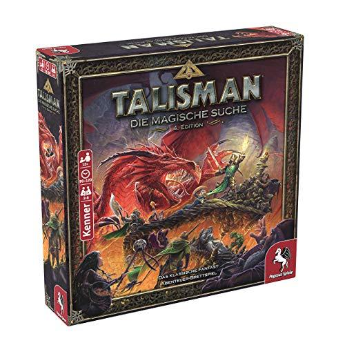 [amazon.de Prime] Talisman – Die magische Suche (4. Edition) Brettspiel