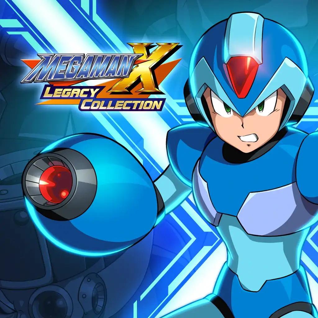 Mega Man X Legacy Collection [PSN]