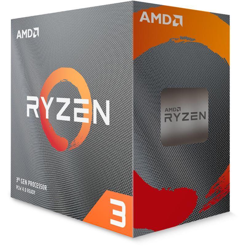 AMD Ryzen 3 3100 CPU ; 4x 3,6 GHz ; AM4; mit Newsletter Gutschein und Saturncard Inhaber