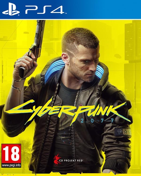 Cyberpunk 2077 - Day 1 Edition - PS4 Playstation 4 - PS5 Upgrade möglich - Uncut