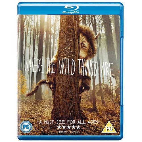 Blu-Ray - Wo die wilden Kerle wohnen (Where The Wild Things Are) für €5,80 [@Zavvi.com]