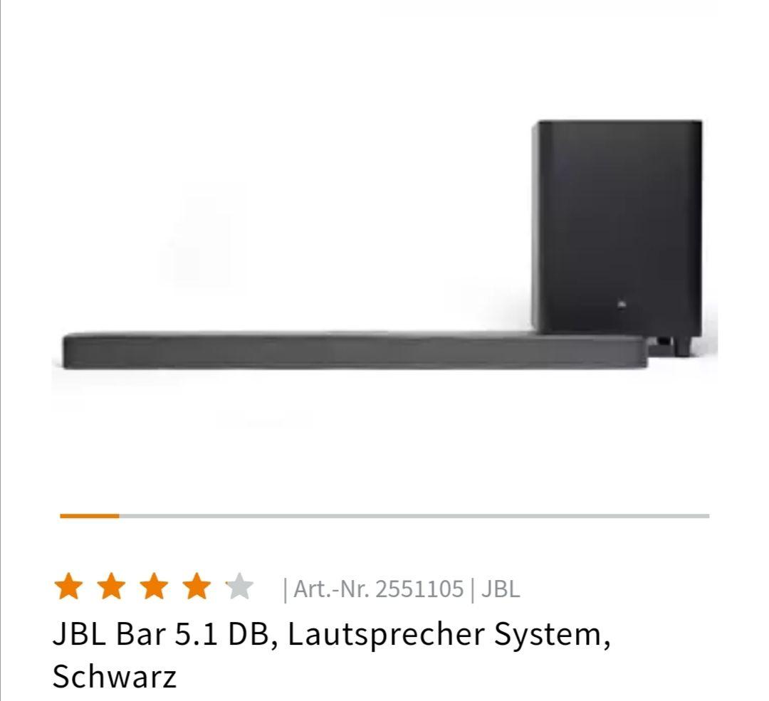 Jbl 5.1 Heimkino System