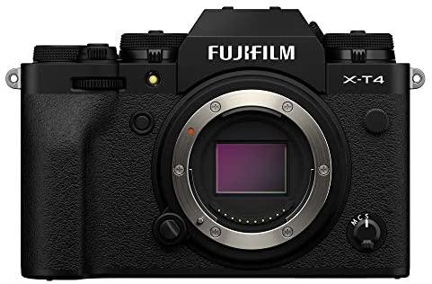 FUJIFILM X-T4 Systemkamera Body oder mit Objektiv (Singles Day)
