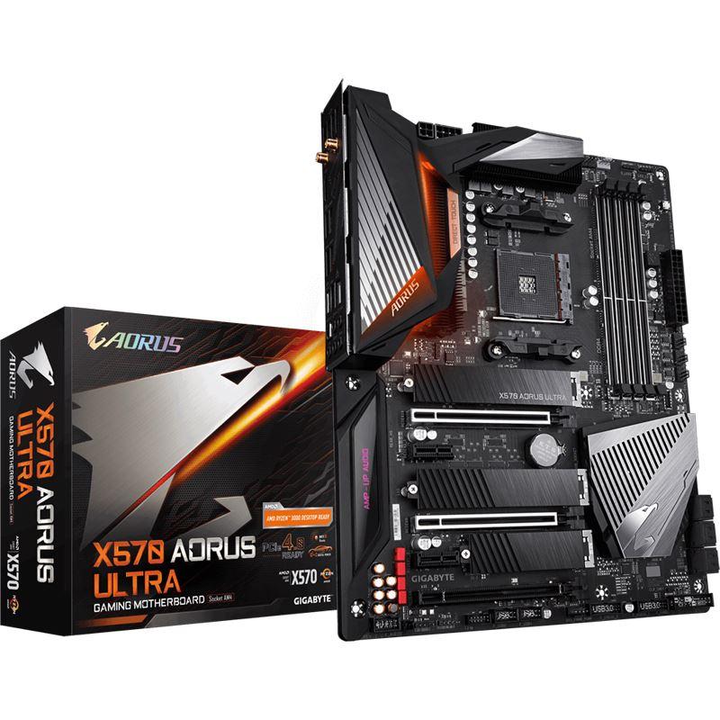 Gigabyte Aorus X570 Ultra