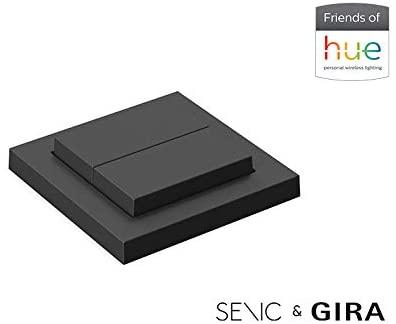 3er Set Friends of Hue Smart Switch: Kabelloser Philips Hue Schalter und Dimmer
