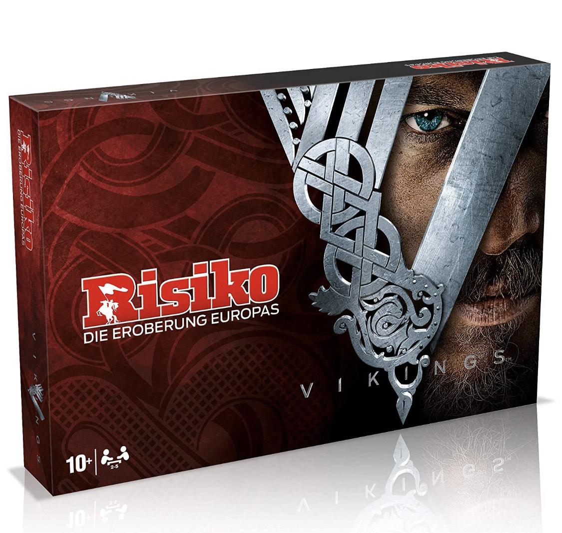 Brettspiel Risiko Vikings [Amazon Prime]