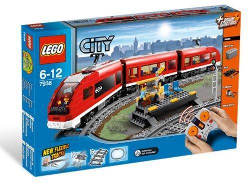 Lego City Zug 7939 bei amazon.it für 80,76 Euro
